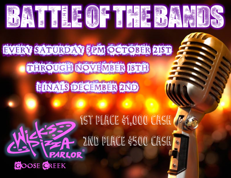 Battle of the Bands 2017