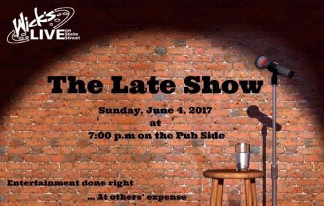 The Late Night Show with Ultra Combo!
