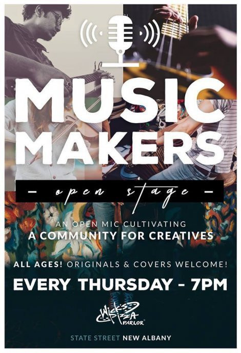 Music Makers Open Stage!