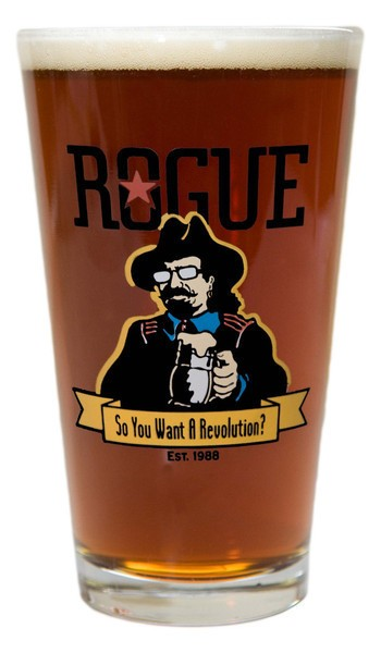 Rogue Hazelnut Brown Ale
