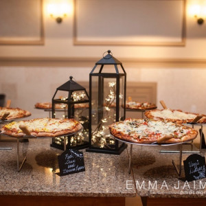 Wick's Pizza Catering Wedding or Holiday Party