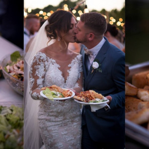 Wick's Pizza Wedding Catering with Best of Louisville Pizza
